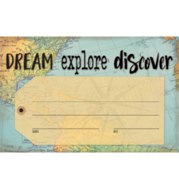 Travel the Map Dream Explore Discover Awards