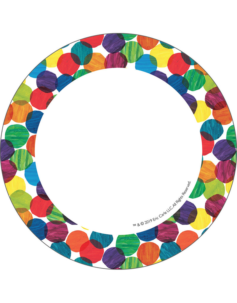 World of Eric Carle Dots Accents