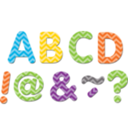 "Chevron Classic 2"" Magnetic Letters"