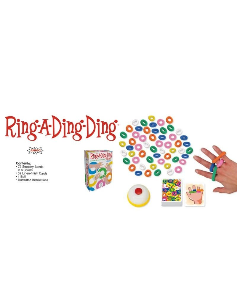 Ring-A-Ding-Ding