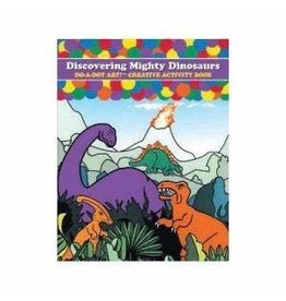 Dinosaurs-Do A Dot Book