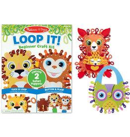 Loop It! Safari Animals