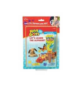 *Hot Dots Jr.  Let's Learn the Alphabet