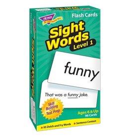 Sight Words – Level 1 flashcards