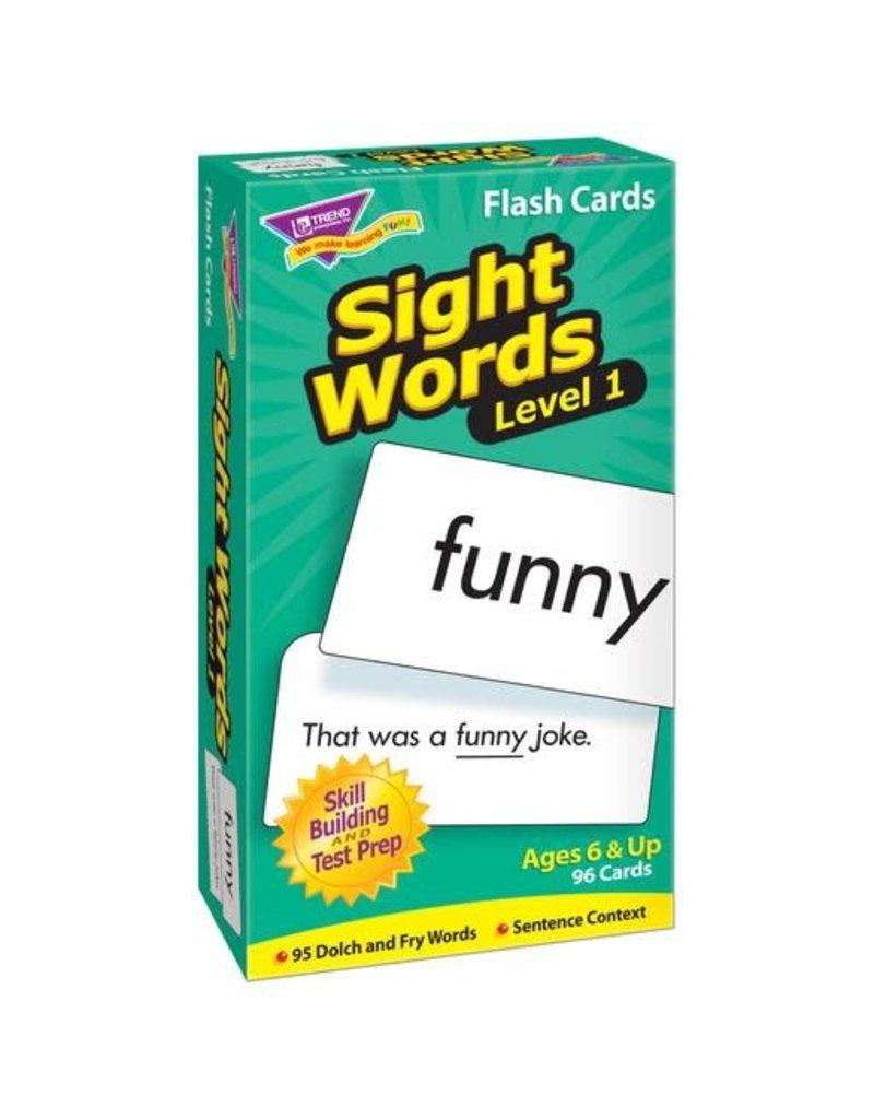 Sight Words – Level 1