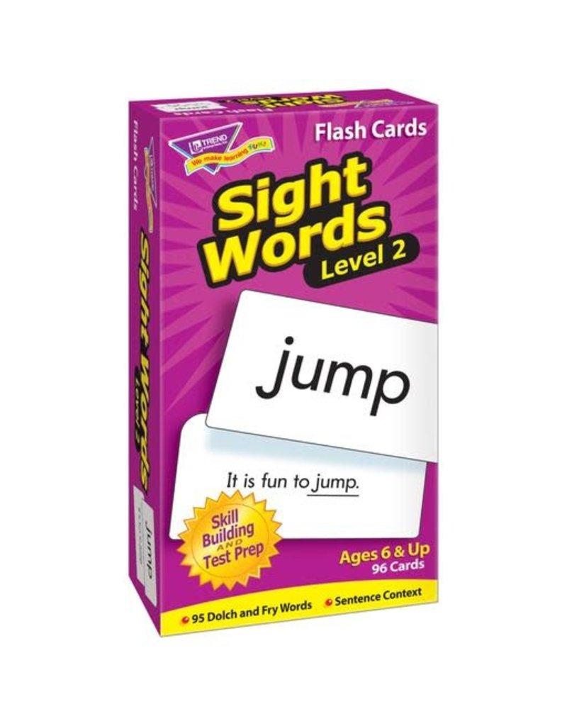 Sight Words – Level 2 flashcards