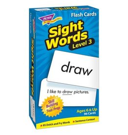Sight Words – Level 3 flashcards