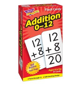 Addition Flashcards  0-12