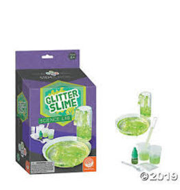 STEMulators: Glitter Slime Lab