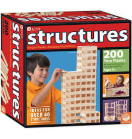 Keva: Structures 200 Planks
