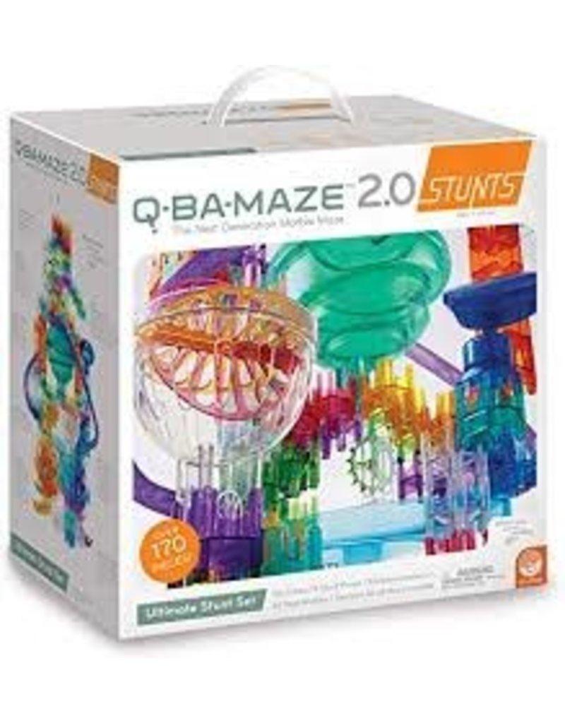 Q-Ba-Maze 2.0 Stunts