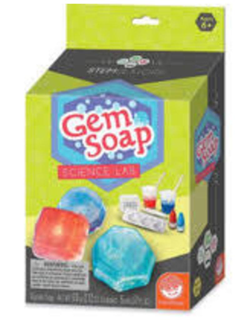 STEMulators: Gem Soap Lab