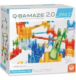 Q-Ba-Maze 2.0: Rails