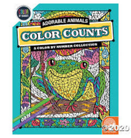 CBN: COLOR COUNTS ADORABLE ANIMALS