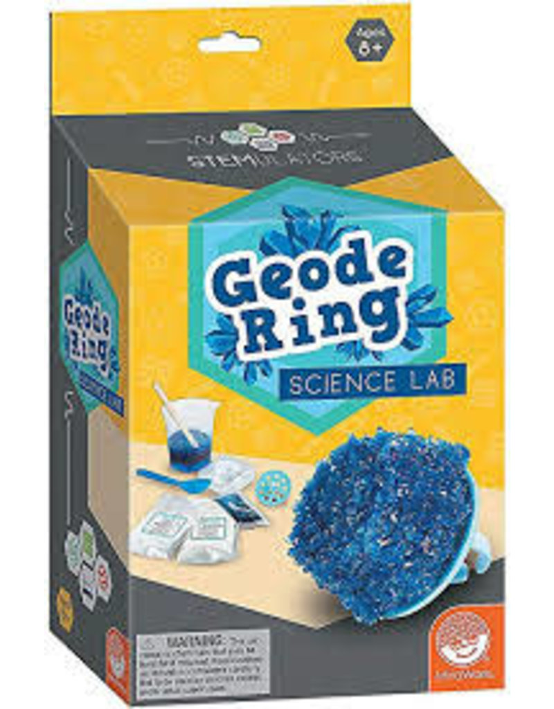 STEMulators: Geode Ring Lab