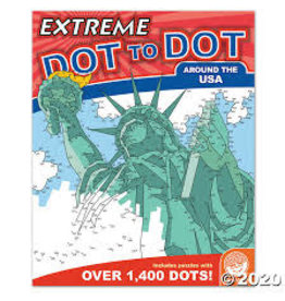EXTREME DOT TO DOT: AROUND THE USA