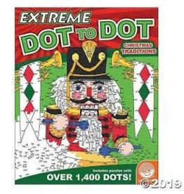 Extreme dot to dot Christmas