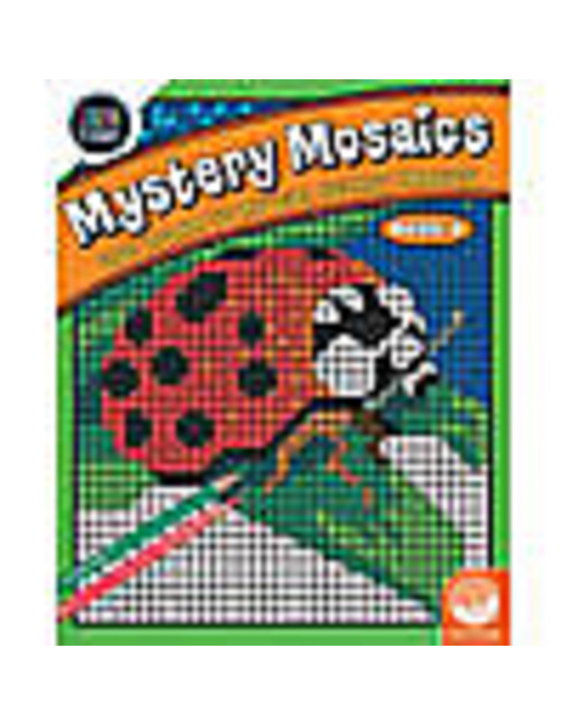 *CBN: MYSTERY MOSAIC: BOOK 4