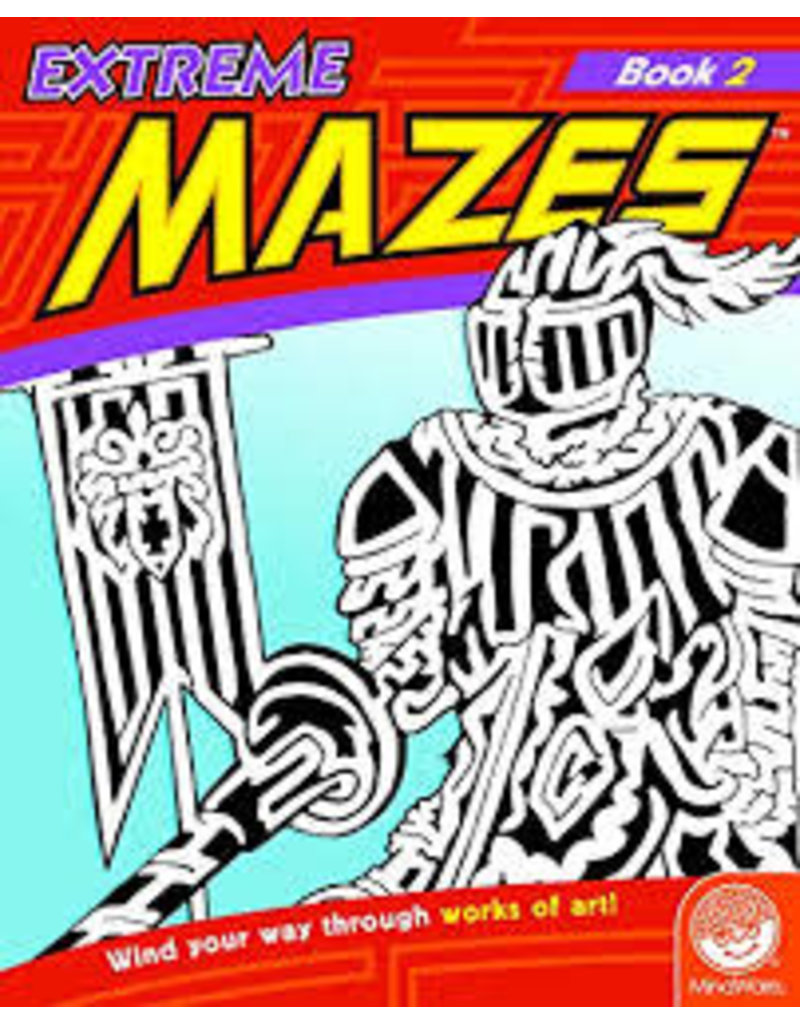 *Extreme Mazes Book 2