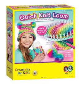 *Quick Knit Loom