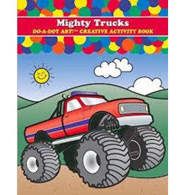 Mighty Trucks Do A Dot Book