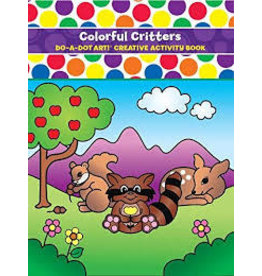 Colorful Critters Do A Dot Book
