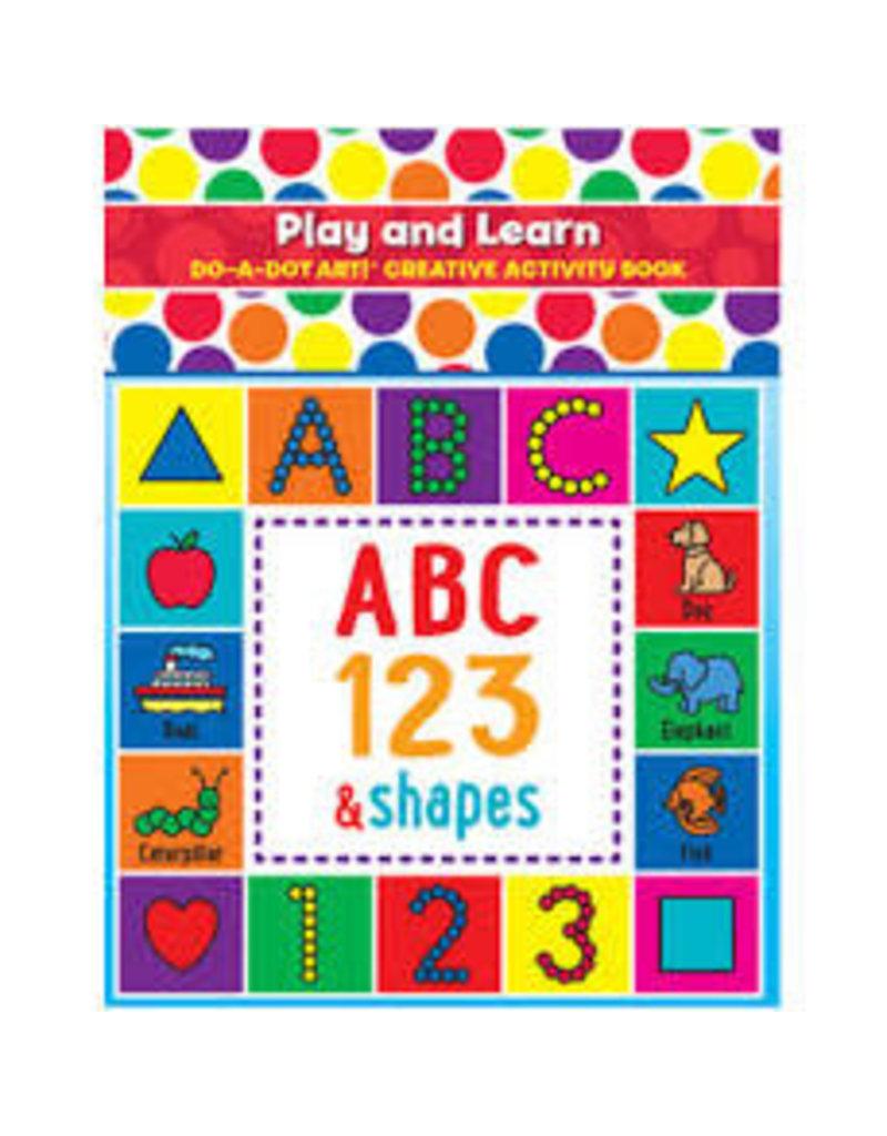 Play & Learn Do A Dot Book