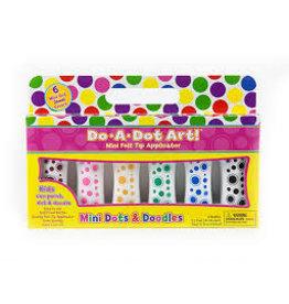 6-Pack Mini Dot Jewel Tones Do A Dot
