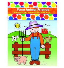 Farm Animal Friends Do A Dot Book