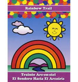 Rainbow Trail-Do A Dot Book