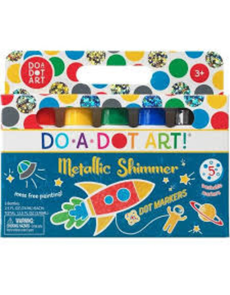 Do-A-Dot Metallic Shimmers 5 Pack