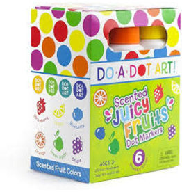 Do A Dot Scented Juicy Fruits Dot Markers