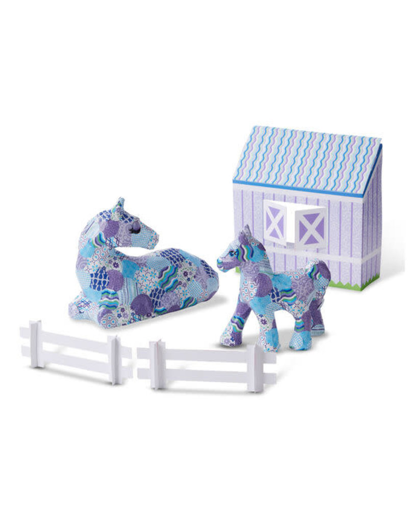 *Decoupage Made Easy Horse & Pony