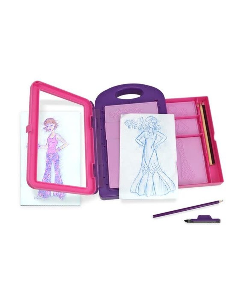 *Fashion Design Activity Kit