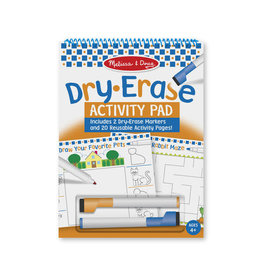 Dry Erase Activity Pad-MD