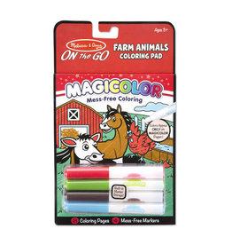 Magicolor Coloring - Farm Animals