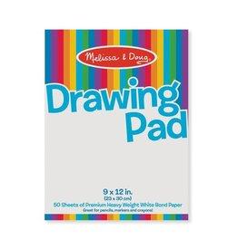 "Drawing Pad (9""x12"")"