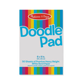 """Doodle Pad (6""""x9"""")"""