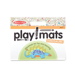 Playmats: Dinosaurs