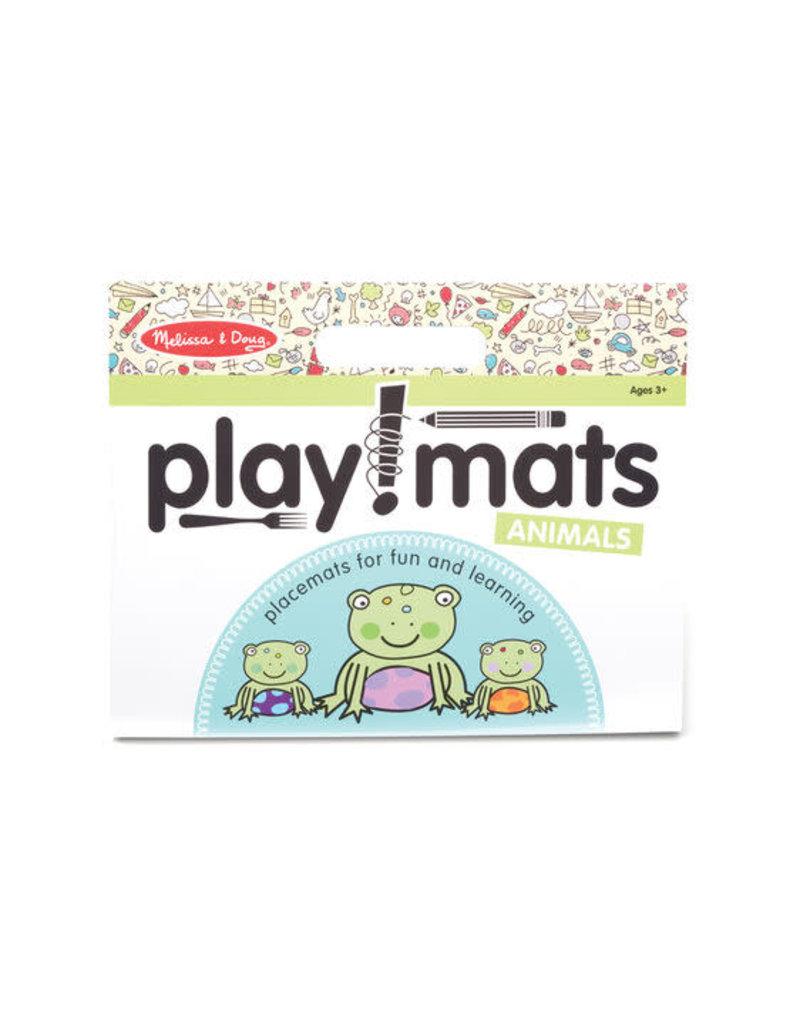 Playmats: Animals