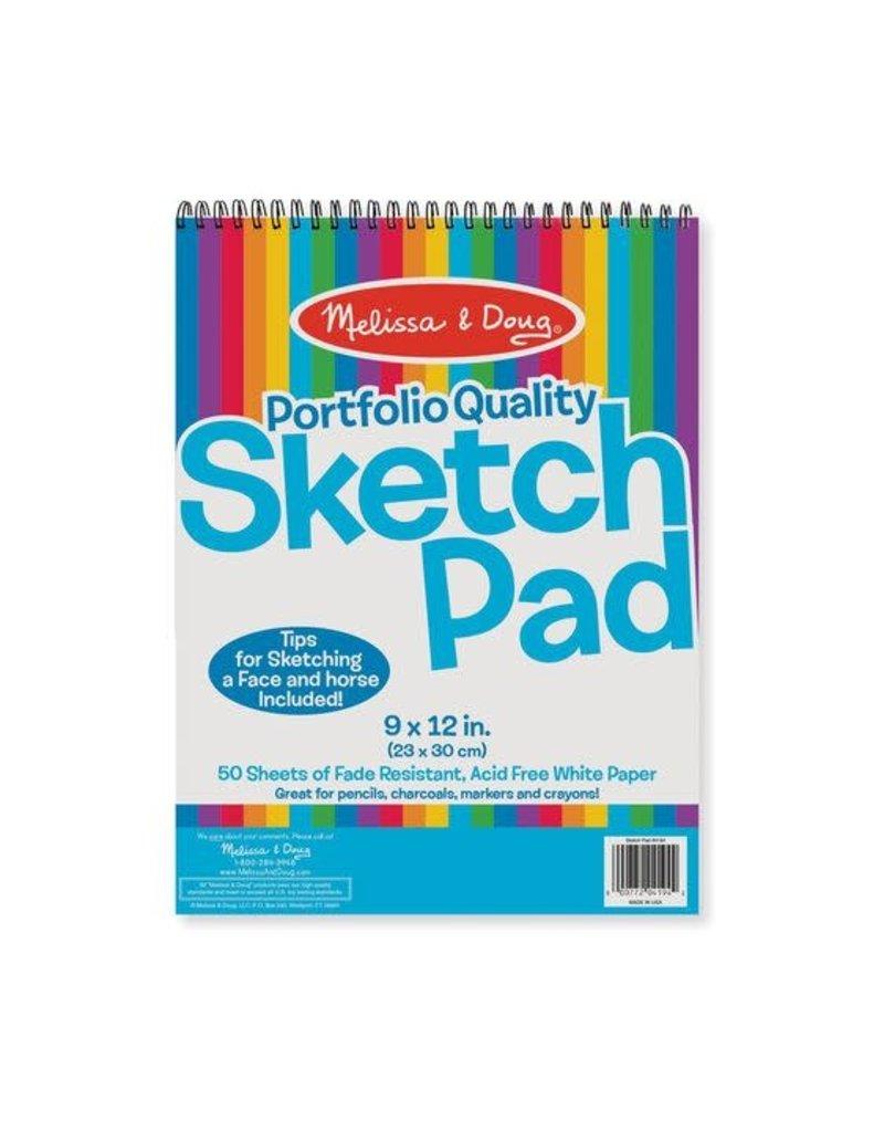 "Sketch Pad (9""x12"")"