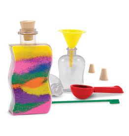 Sand Art Bottles