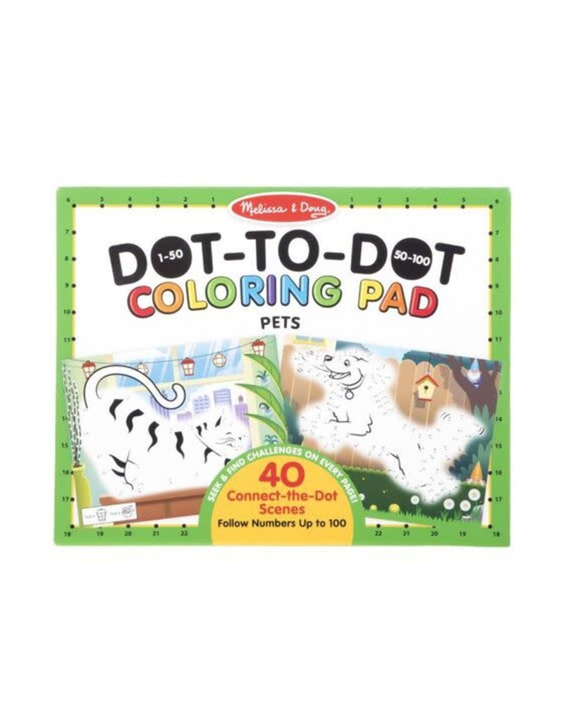 123 Dot-to-Dot - Pets
