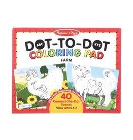 ABC Dot-to-Dot - Farm