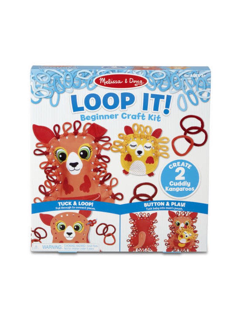 Loop It! Cuddly Kangaroos