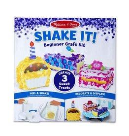 *Shake It! Preschool Craft Kit - Deluxe Sweet Treats