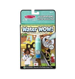 *Water Wow! Occupations