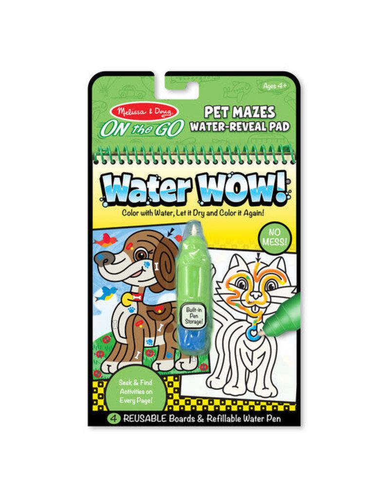 Water Wow! - Pet Mazes