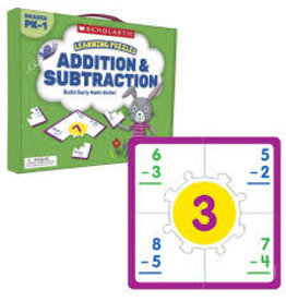 Addition & Subtraction Learning Puzzles