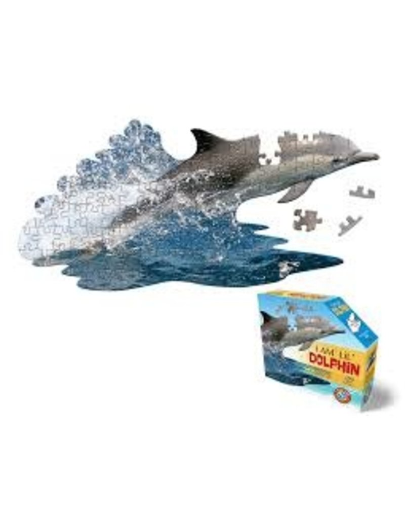 I am Lil Dolphin Puzzle